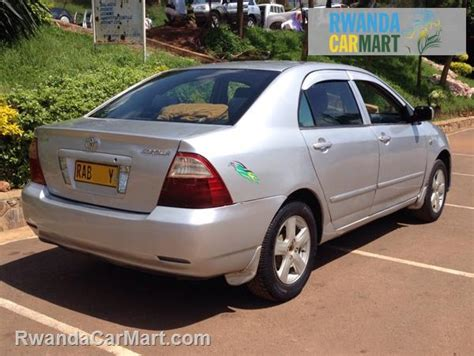 Toyota Corolla 2003 Used Car Price Used Toyota Mid Sized Sedan 2003 2003 Toyota Corolla