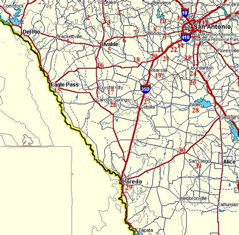 webb county texas map museums in webb county texas