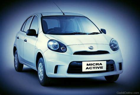 nissan micra active nissan micra active car pictures images gaddidekho com