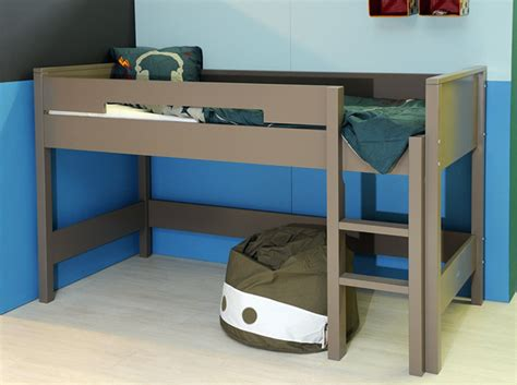mezzanine bed tendance le lit mezzanine gypsy caravan kids rooms and