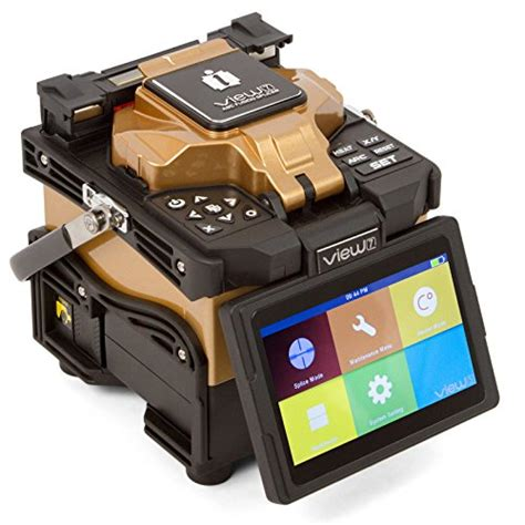 Kets Mm Abu Grosir Ds inno instrument view 7 fiber optic fusion splicer for sm mm ds nzds buy in uae
