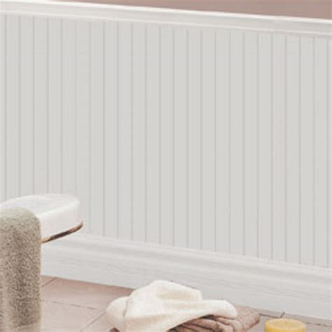Vinyl Wainscoting Kits vinyl beadboard paneling home depot website of totogape