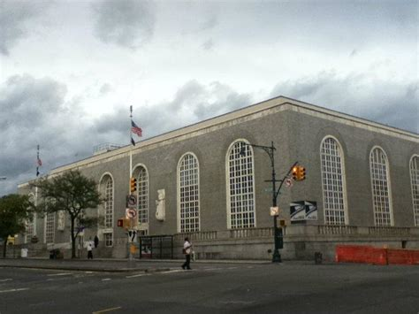 Edgewater Nj Post Office by Bronx General Post Office New York City New York