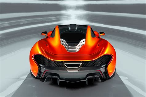 mclaren supercar new photos of mclaren p1 supercar concept autotribute
