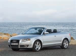 Audi A4 Convertible Price 2007 Audi A4 Convertible Picture 50254 Car Review