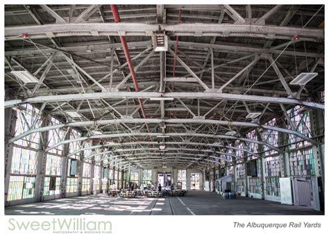 Wedding Yard by Albuquerque Rail Yards Wedding Photos Sweet William