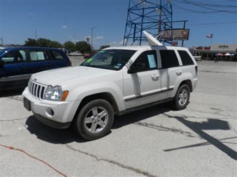 2007 Jeep Grand Laredo Owners Manual Buy Used 2007 Jeep Grand 4wd 4dr Laredo In