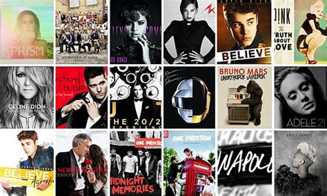 best albums best selling albums of 2013 dubai pictures gallery