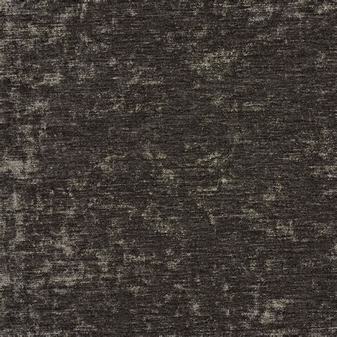 grey solid woven velvet upholstery fabric by the yard