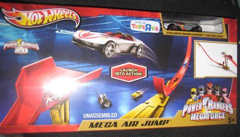 Wheels Track Set Power Ranger Megaforce Henshin Grid Power Rangers Megaforce Wheels Mega Air