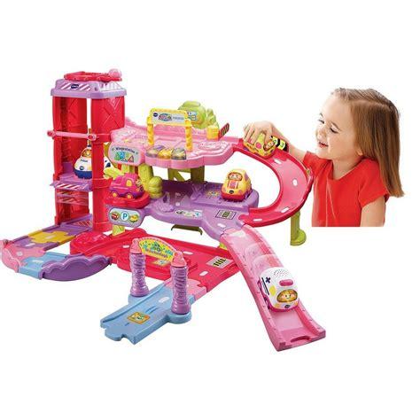 tut tut garage pink vtech tut tut baby flitzer spielset parkgarage pink