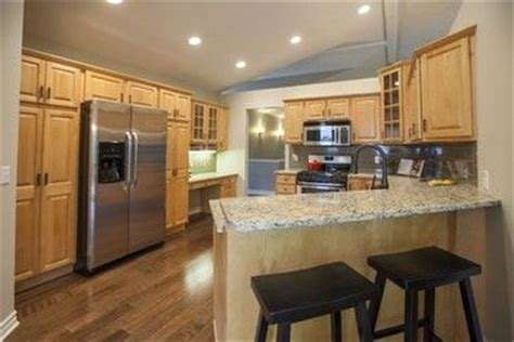 Accessible beige, Beige paint and Maple cabinets on Pinterest