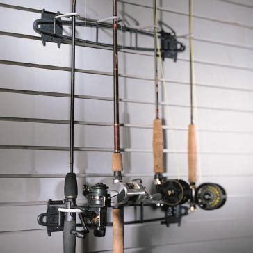 Fishing Rod Garage Storage by The Birmingham Handyman Garage Wall Storage Fishing Rod Rack