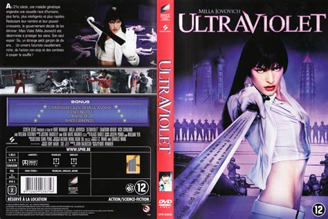 cineplex ultraviolet jaquette dvd de ultraviolet v3 cin 233 ma passion