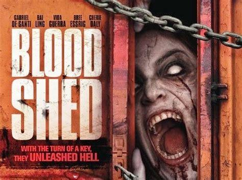film horror terbaru oktober 2014 blood shed trailer e poster film horror