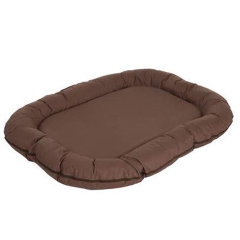 materasso per cani materasso per cani strong soft marrone per cani zooplus