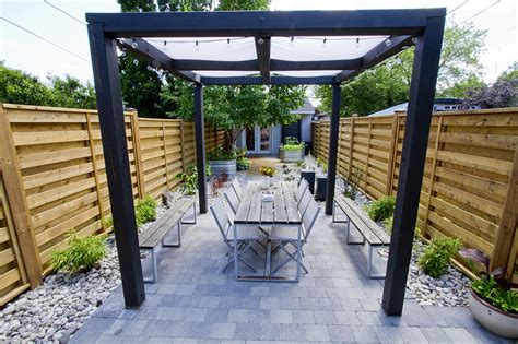 small backyard pergola making the most of a small space fiona s garden gate