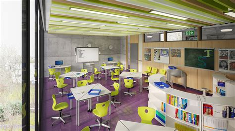 Contemporary Home Interior vs shift klassenzimmer 3d betrieb gmbh