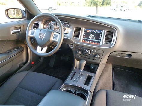 2013 Charger Interior by Review 2013 Dodge Charger Awd R T Ebay Motors
