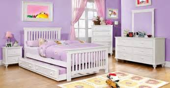 Bed Frames Canberra Size Canberra White Finish Cottage Style Bed Trundle