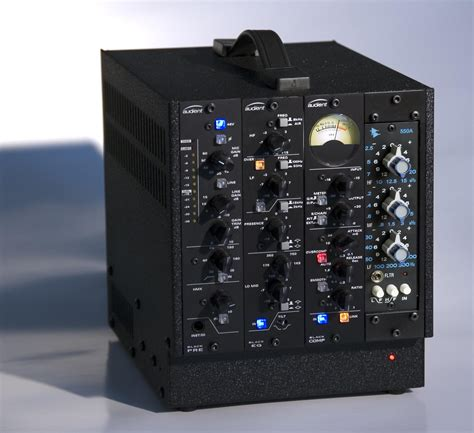 Api 500 Series Rack by Adapt Your Black Rack To Fit Api 500 Modules Gearslutz