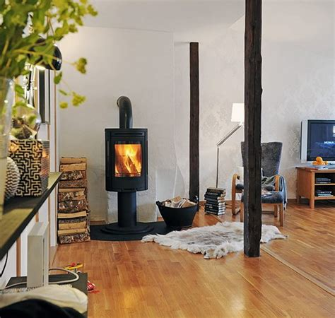the beauty of swedish fireplaces
