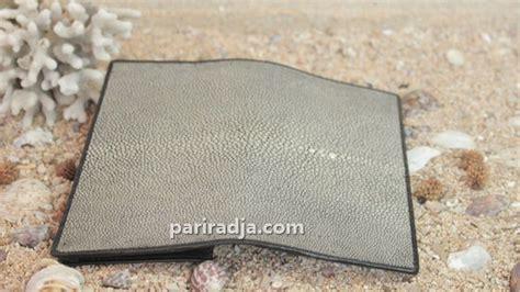 Dompet Ikan Pari Asli Motif Tetes Hitam dompet universal kulit ikan pari hitam