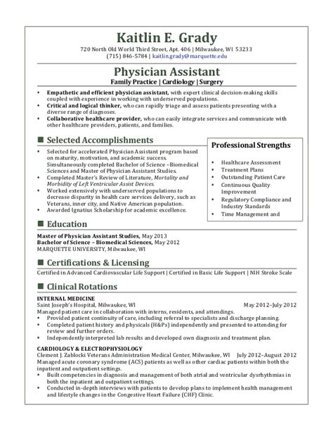 Orthopedic Physician Assistant Cover Letter by Physician Assistant Resume Revision Cv Cover Letter Editing The Physician Assistant