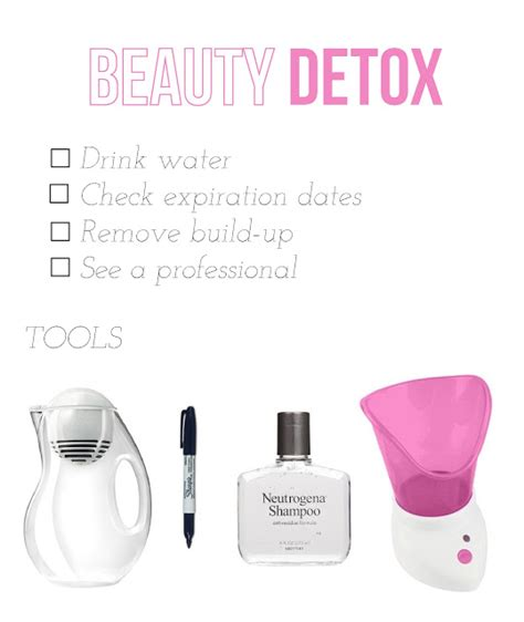 Detox Routine by Just B B Cleansed How To Detox Your Routine