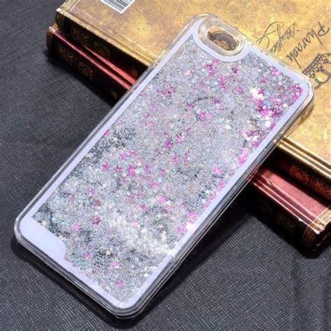 Hardcase Sandglass Liquid Glitter Duck Samsung S6 bling floating liquid glitter