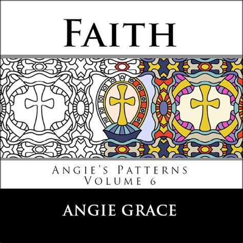 buttons and grace volume 6 books faith angie s patterns volume 6 angie grace coloring books