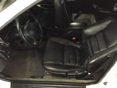 airbag deployment 1995 acura integra engine control 1995 acura integra gsr with 98 spec jdm type r front end pictures aren t loading