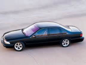 chevrolet impala ss technical details history photos on