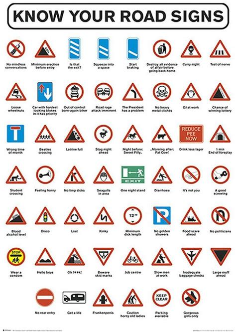 printable road signs and meanings traffic signs are known as codes traffic signs all have
