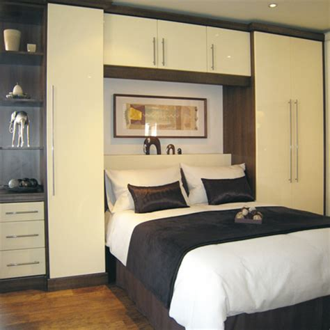 Rhino Wardrobes by Fitted Bedrooms Vanilla High Gloss