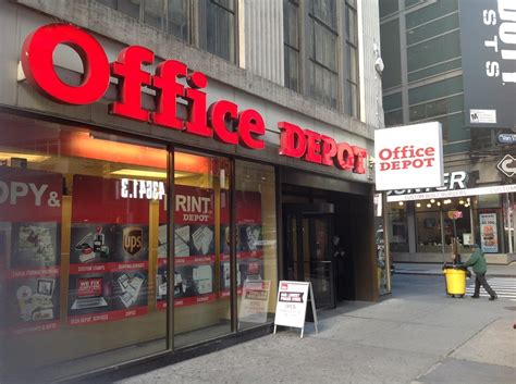 Office Depot News by Office Depot Apologizes