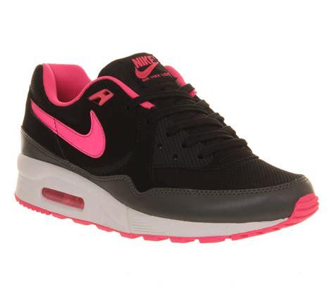 Nike Air Max Light Essential In Pink Black Lyst