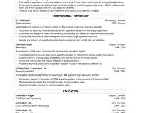 sample resume for dot net developer experience 3 years