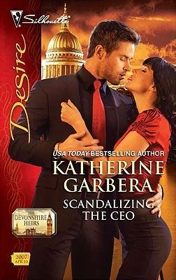 scandalizing the ceo by katherine garbera