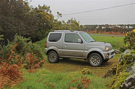 Suzuki Jimny 2015 Road Test Review Motoring Research