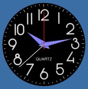 clock  clocks  timer software
