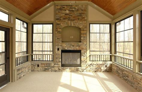 3 seasons room three season room with fireplace house three season room fireplaces and