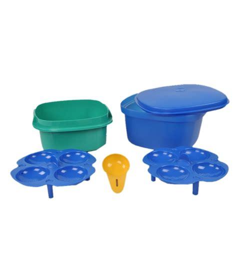Tupperware Tray 2 tupperware idli maker multicook strainer 2 idli trays by tupperware fryers snack