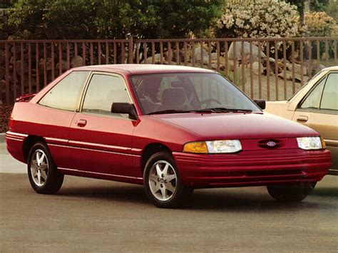1995 ford escort specs pictures trims colors cars com