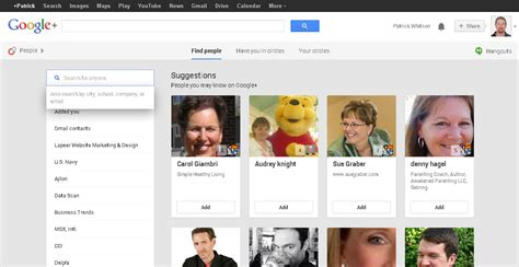 How To Find On Plus How To Find On Plus Michigan Seo Company Michigan Website Design