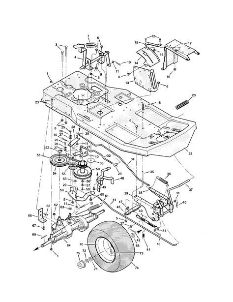 craftsman yt 4000 wiring diagram 32 wiring diagram