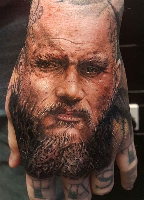 meaning behind ragnars tattoos ragnar head tattoo meaning tattoo ideas ink and rose