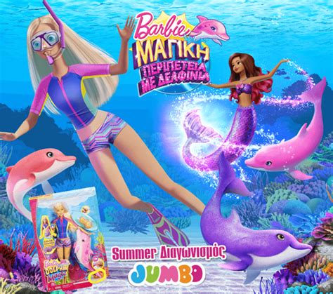Film Barbie Dolphin Magic | barbie movies images barbie dolphin magic hd wallpaper and