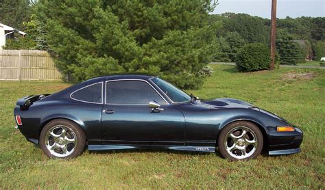 1973 Opel Gt by Tabatha 1973 Opel Gt Specs Photos Modification Info At