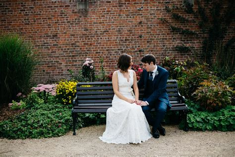 Wedding Photography Northern Ireland Craig And Rebecca Walled Garden Wedding